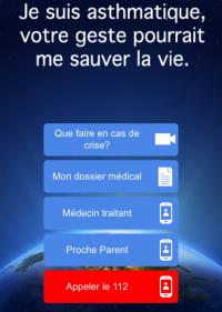 Site mobile Urgence