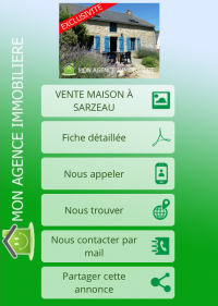 Site mobile immobilier